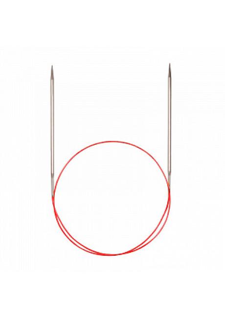 Спицы круговые с удлиненным кончиком 4,0 мм 80 см