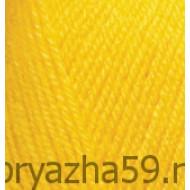 566 темно-желтый