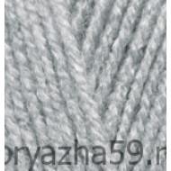 208 светло-серый меланж