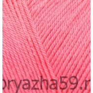 23 розовый неон