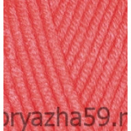 654 коралловый неон
