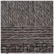 372 натуральный темно-серый