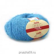 голубая бирюза 0474