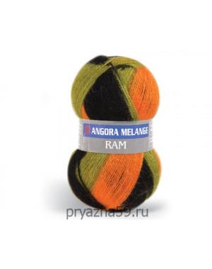 ANGORA MELANGE
